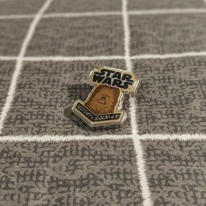 Limited Edition Star Wars Chewbacca Pin
